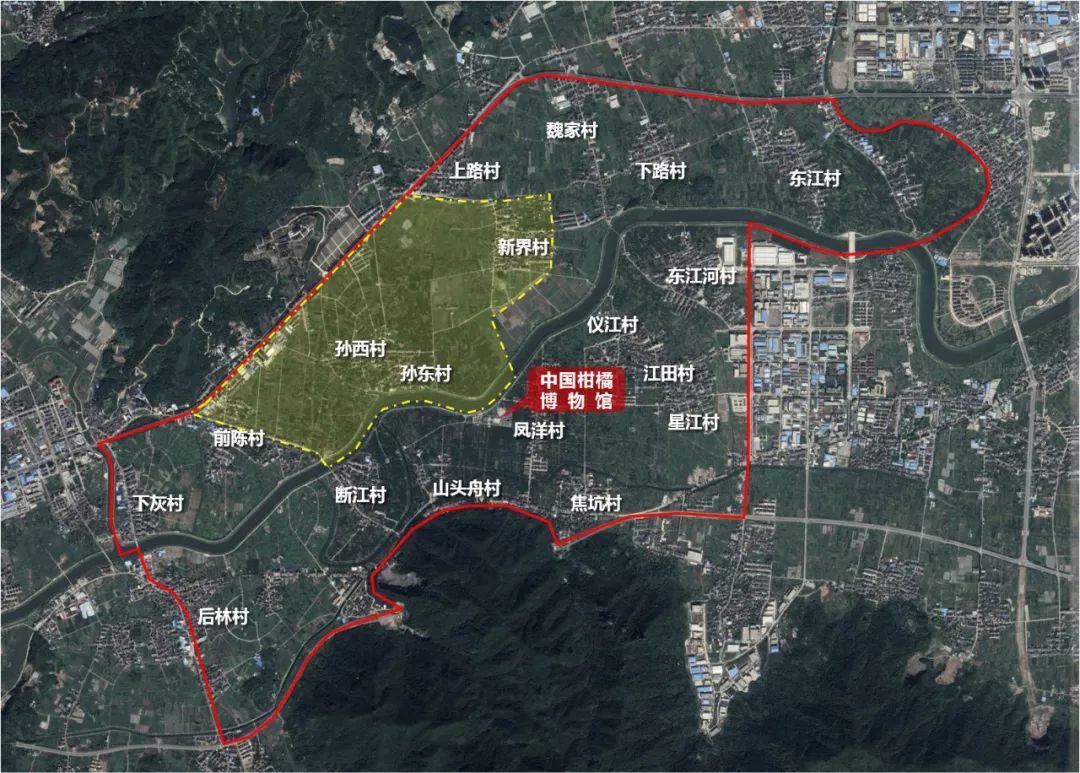 3.12平方公里!黄岩即将打造的国家级田园综合体在这里…