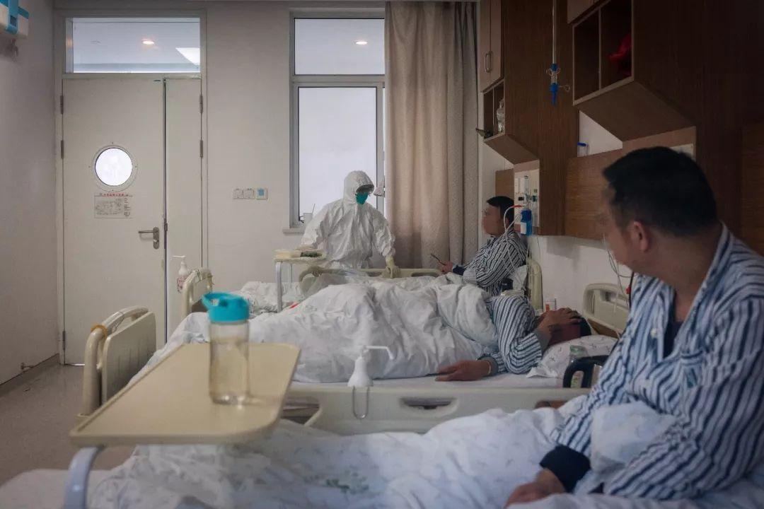 纪实摄影丨44位台州新冠肺炎治愈者,都是在这里治疗出院的!