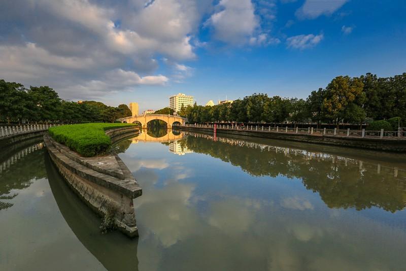 赞!山海水城,台州打造都市区国家级水利风景区