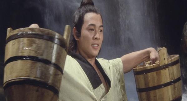 上世纪八十年代,一部电影《少林寺》红遍大江南北,掀起了世界