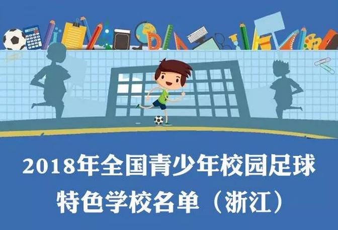 今年,台州11所学校入选全国青少年校园足球特色学校