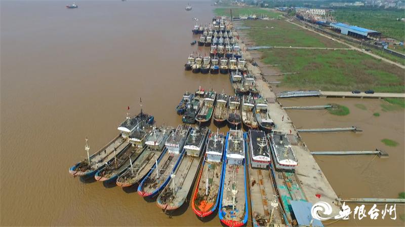 臺州這3600艘漁船,8月1日一起揚帆!