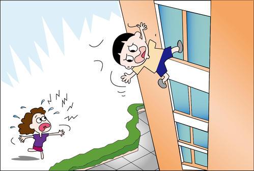 椒江一4歲男孩意外從4樓墜下!萬幸,暫無生命危險
